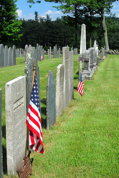 SC 166  Veterans Cemetary