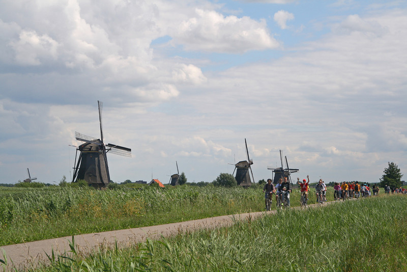 SC 184 Windmills and Riders
