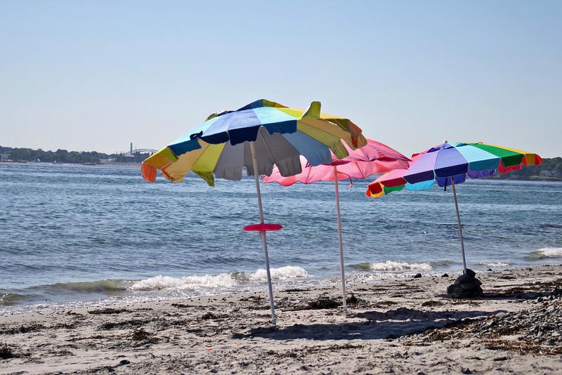 SC 93 Three Umbrellas