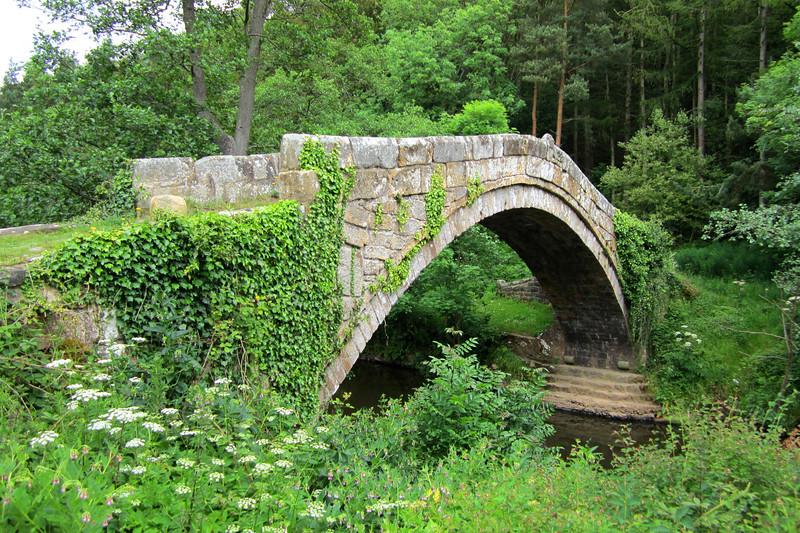 SC 126 Glaisdale Pack Horse Bridge