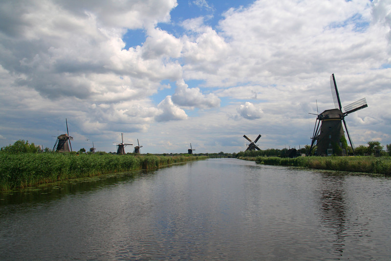 SC 182 Windmills and Canal