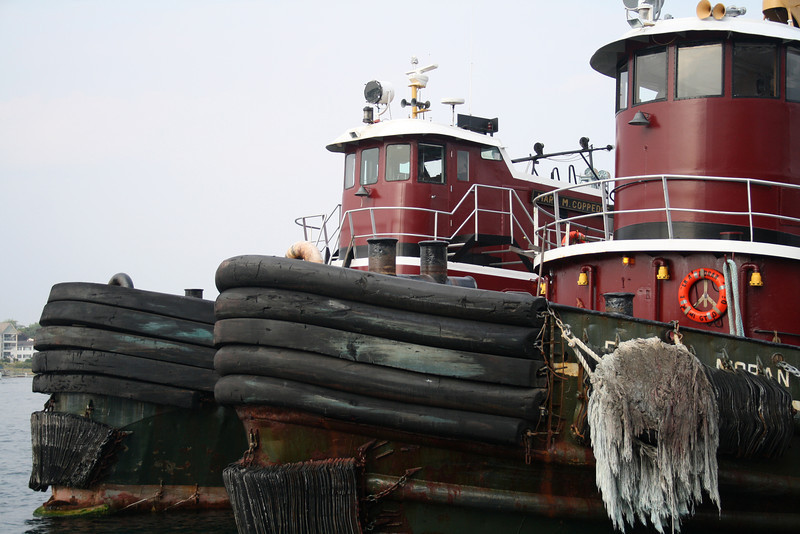 SC 97 Two Tugboats