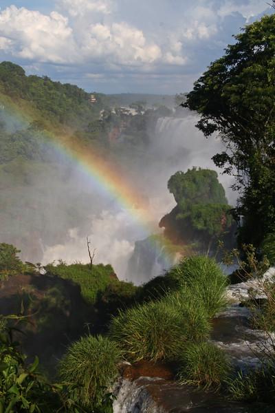 SC 265 Iguasso Falls Rainbow