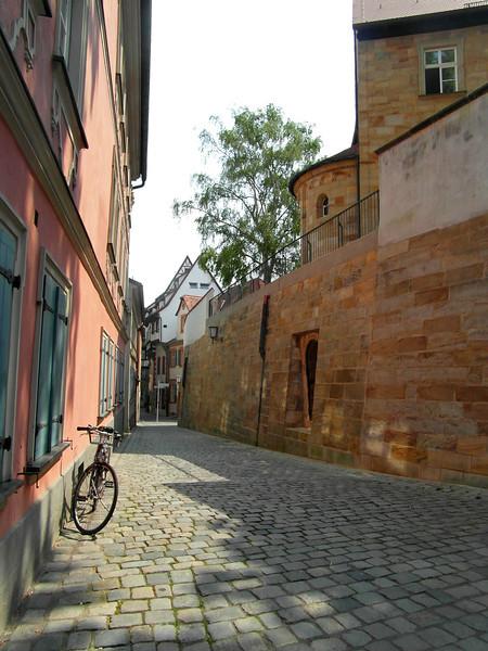 SC 219 Bamberg Street Scene