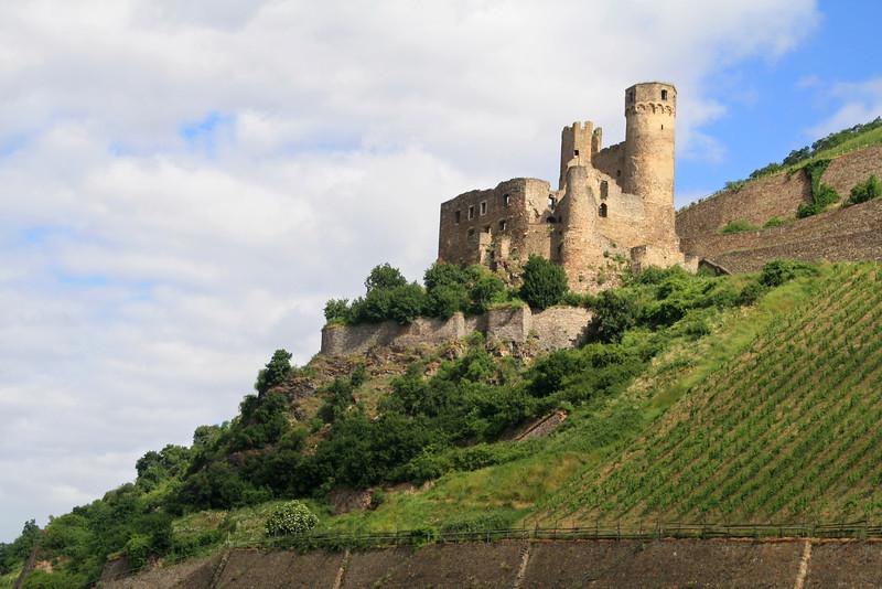 SC 215 Castle Ruin