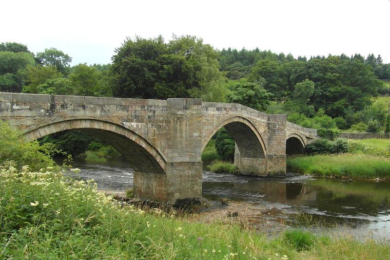 SC 233 Old Bridge Near Haworth