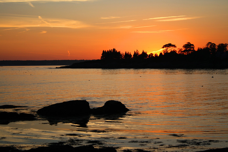 SC 172 Boothbay Sunset