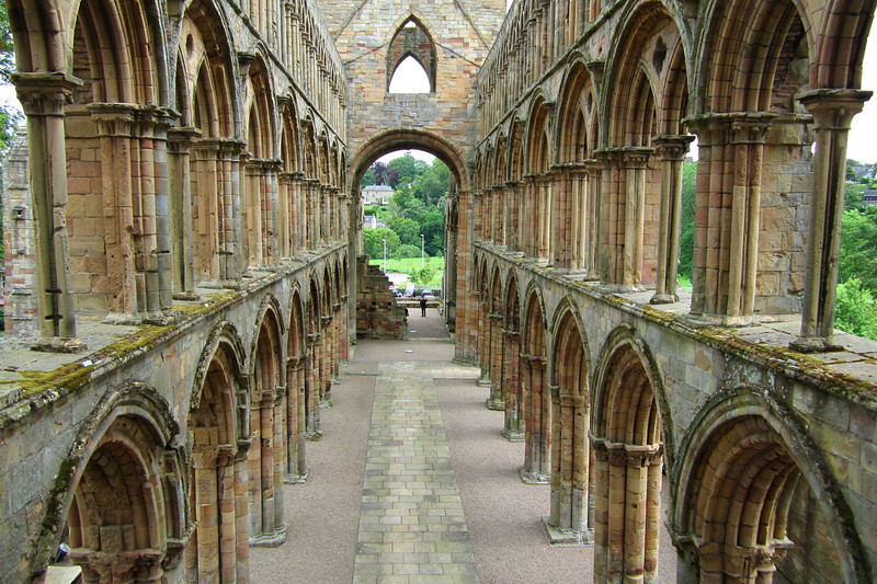 SC 127 Jedburgh Abbey