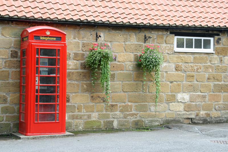 SC 220 British Telephone Booth