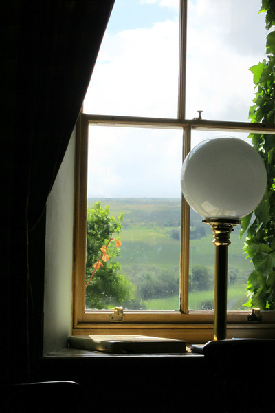SC 132 Pub Window View