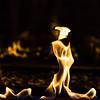 Fire man-