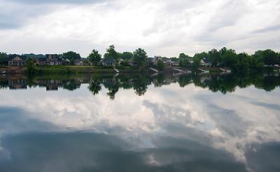 N Augusta Shoreline on Savannah River