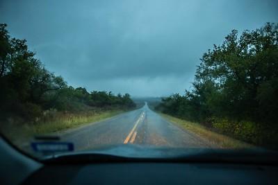 Rainy Drive S TX 16 to Fredericksburg (1)