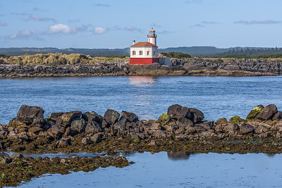 """""""Coquille River Lighthouse"""""""