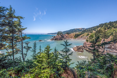 """Otter Point, Oregon"""