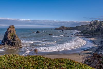 """Rainbow Rock Cove"""