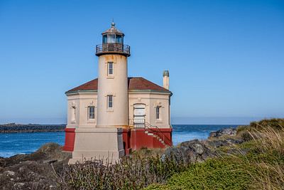 """Coquille River Lighthouse"""
