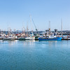 Newport Commercial Fishing Fleet