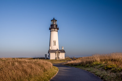 """Daybreak At Yaquina Head Lighthouse"""