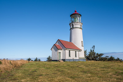"""Cape Blanco Lighthouse"""