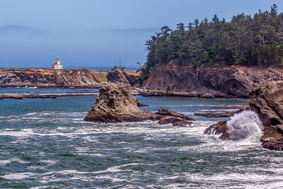 """Cape Arago Lighthouse"""