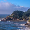 Heceta Head Lighthouse And  Lightkeeper's House