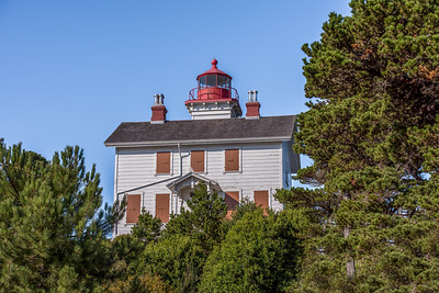 """Yaquina Bay Lighthouse"""