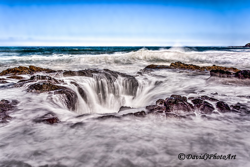 """Thor's Well"""