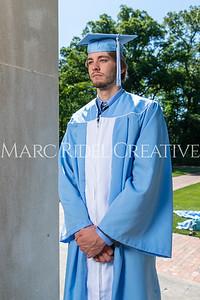 Chris Thames UNC graduation photoshoot. May 14, 2021