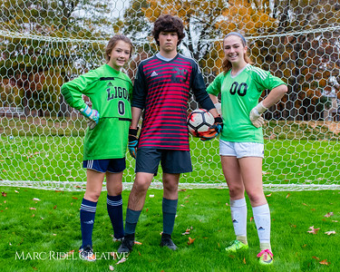 Ferlito goalies at St. Mary's College. December 2, 2018, 750_2036