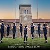 Broughton Dance Team seniors. March 14, 2021