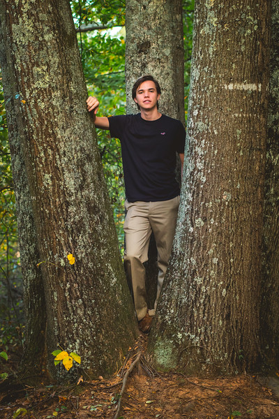 Fort Yargo State Park Senior Photo Session