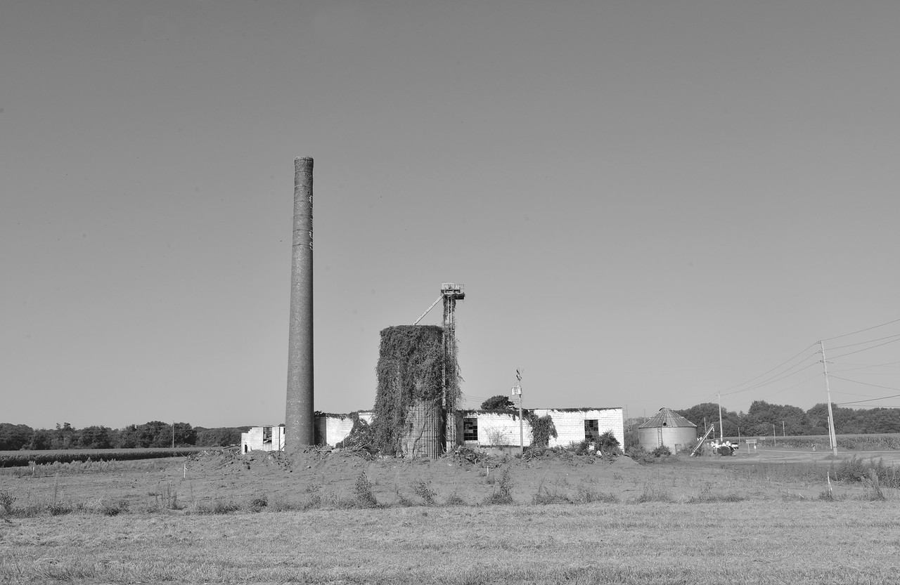 Old Industrial Ruin (Huron, Ohio)