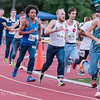 Sir Walter Miler at Meredith College. August 4, 2017