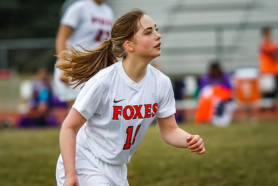 Foxes vs Rochelle 13