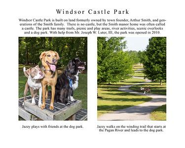 Jazzy Explores Smithfield page 14 Windsor Park