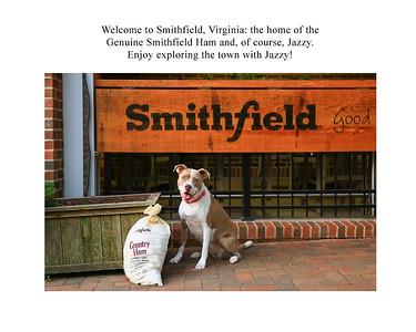 Jazzy Explores Smithfield page 3