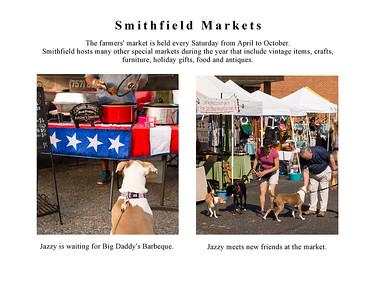 Jazzy Explores Smithfield page 24 market
