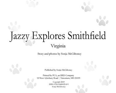 Jazzy Explores Smithfield page 1