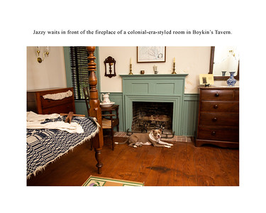 Jazzy Explores Smithfield page 9 Bokins Tav