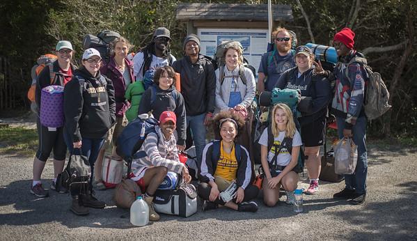 Journey to Bear Island
