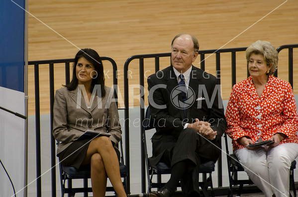 The DeLoach Center Dedication & Grand Opening
