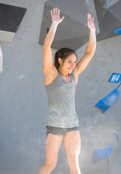 IFSC World Cup Bouldering 2018 - Vail