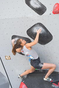 IFSC Climbing World Cup - Bouldering - Vail