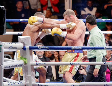 Jack vs Bute, DeGale vs Medina