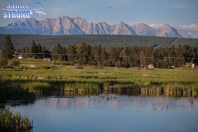 Steeples Mountains reflected onto Elizabeth-Lake-7239