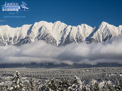 Steeples- winter 1062