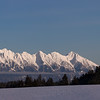 3144-45-46 Steeples Mountains in Winter