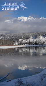 Steeples and the Kootenay River in mid-winter1029-1030