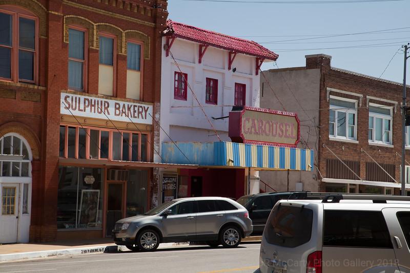 Sulphur Oklahoma
